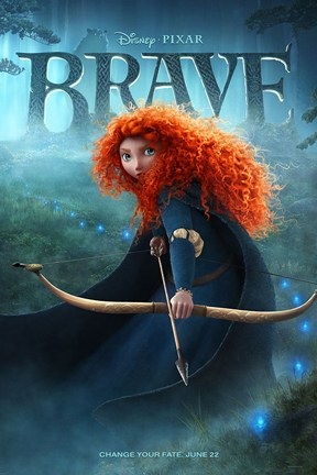 Pixar 'Brave' for tackling mother-daughter themes