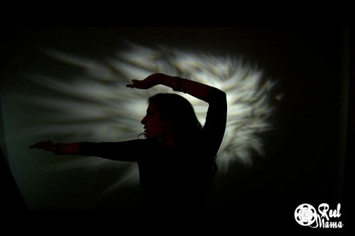 "Indian dance featured in ""Siren's Song."" Silhouette Raatheka Photo"