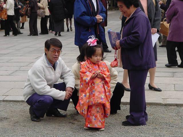 Wordless Wednesday: Children in Japan