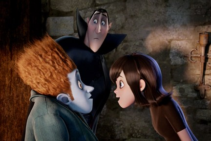 'Hotel Transylvania' a surprisingly sweet 'spook'-tacle