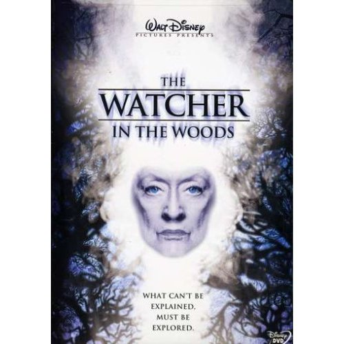 The Watcher in the Woods, Disney, Bette Davis, Disney Horror, Slumber Party Movie, Halloween Kids Film, Scary Kids Film
