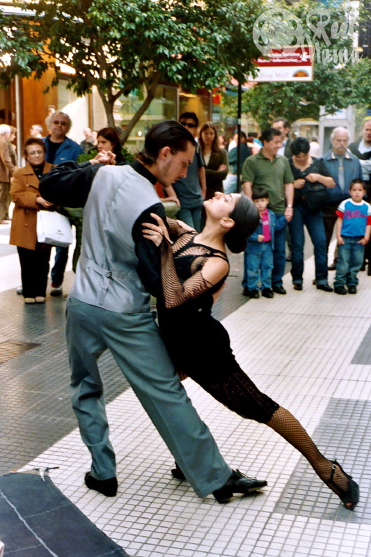 Wordless Wednesday: Tango in Buenos Aires, Argentina