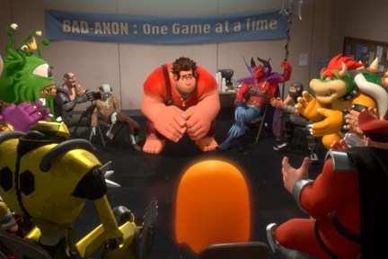 Wreck It Ralph, John C. Reilly, Video Game Villains, Bad Guys, Video Game Bad Guys