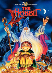 An animated kid friendly 'The Hobbit' in beautiful Japanese anime style? Yes, it exists!