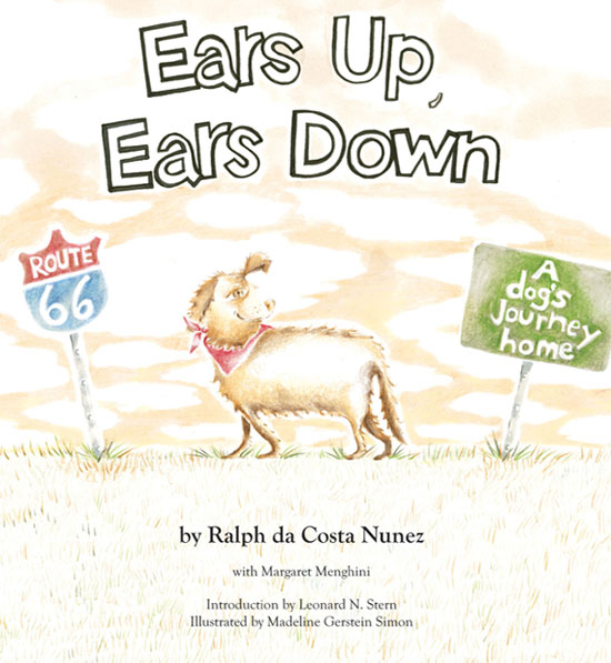 National Hunger and Homelessness Awareness Week 2012: New touching children's book 'Ears Up, Ears Down' tackles homelessness