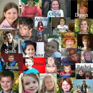 Remembering the victims of Sandy Hook in pictures