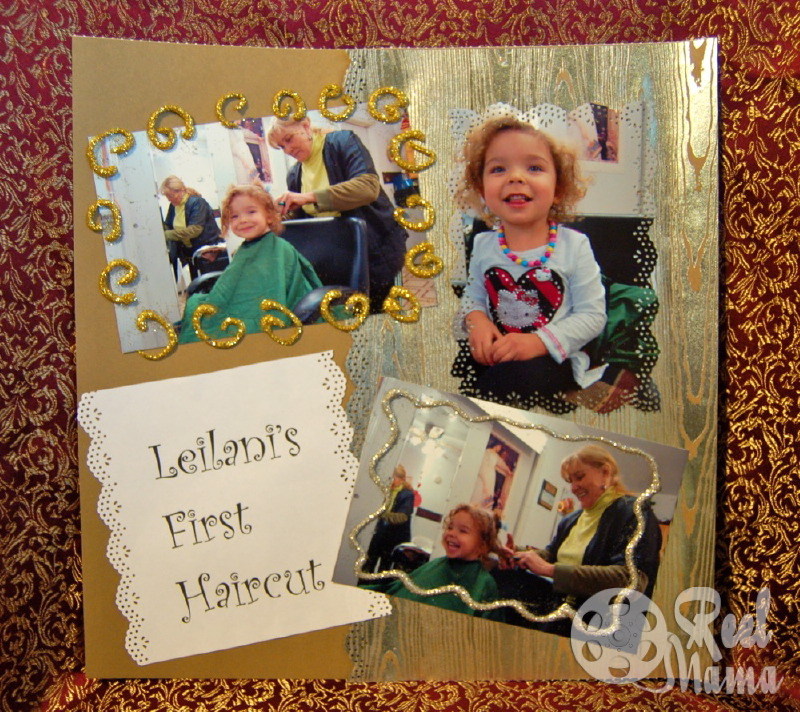 Scrapbooking your special holiday memories