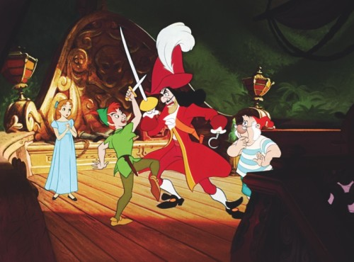 Disney's PETER PAN photo, Peter Pan photo, Peter Pan and Captain Hook, Scene from Peter Pan, Peter Pan, Disney's Peter Pan, Peter Pan Blu-Ray, Peter Pan Sixtieth Anniversary, Peter Pan Blu-Ray Diamond Edition release, J.M. Barrie, JM Barrie, Neverland, Tinkerbell, Captain Hook, Peter Pan's World, Pirates and Mermaids, Walt Disney, Walt Disney Studios, Classic Disney Films, Peter Pan Release, Peter Pan Restoration, Peter Pan Blu-Ray Combo Pack, Peter Pan Clips, Peter Pan Photos, Making of Peter Pan, Growing up with Nine Old Men, Peter Pan Classic,