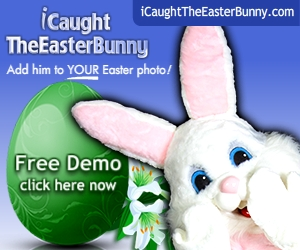 OVER: FLASH GIVEAWAY: Win a gift code from iCaughttheEasterBunny: 5 winners!
