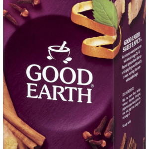 Good Earth Tea giveaway (Ends 5/12/13)