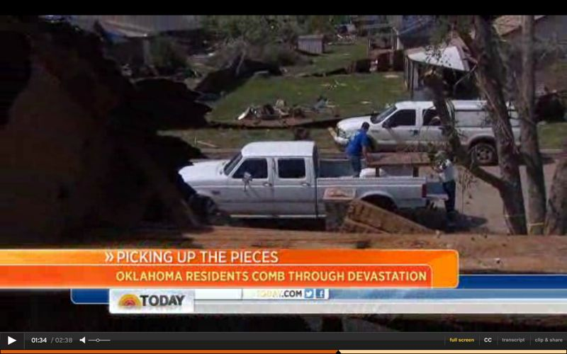 Family needs your help after Moore Oklahoma tornado