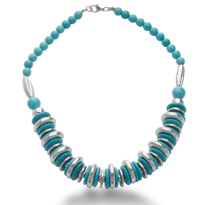 Win jewelry! SuperJeweler Turquoise Necklace Giveaway