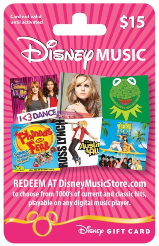 New Disney Digital Music Store ~ The go-to place for all Disney music