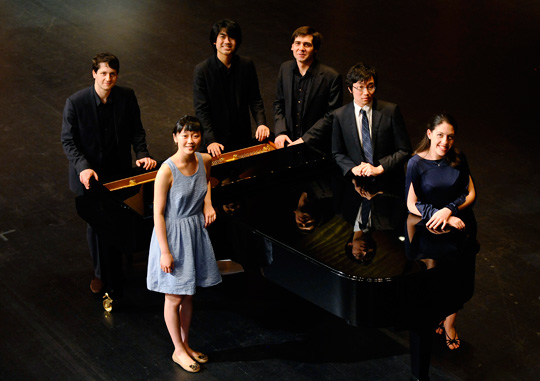 Van Cliburn Piano Competition Finals 2013 #Cliburn2013