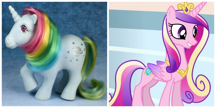My little pony makover, my little pony skinny, my little pony extreme makeover