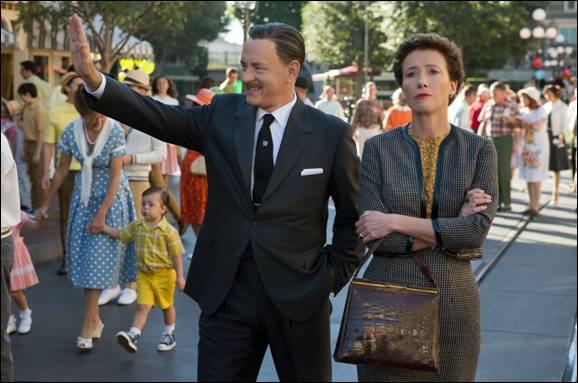 Saving Mr Banks cast features Tom Hanks as Walt Disney ~ Oscar watch!