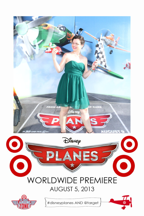 Lauren Ivy Chiong at Disney Planes Premiere