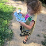 Backyard Safari Outfitters Essential Cargo Vest includes a cute field guide and plenty of pockets to hold everything your little one will need for her adventure.