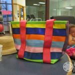 Maggie Bag at Gym