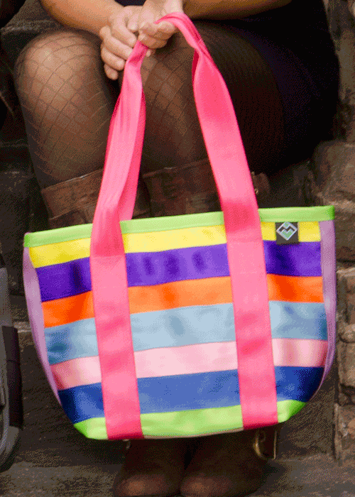 Maggie Bags Campus Tote of Many Colors