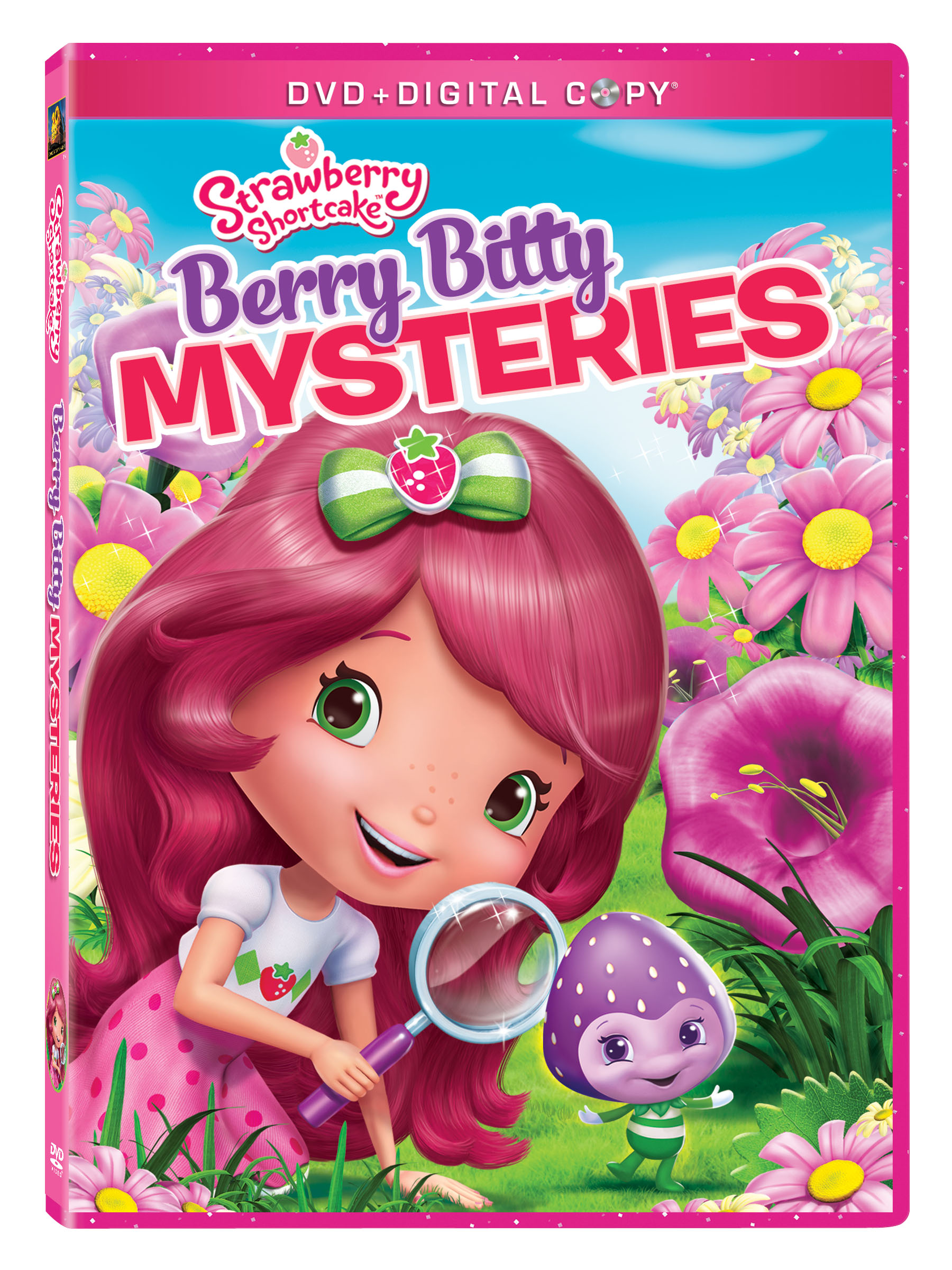 OVER: Win Strawberry Shortcake Berry Bitty Mysteries on DVD!