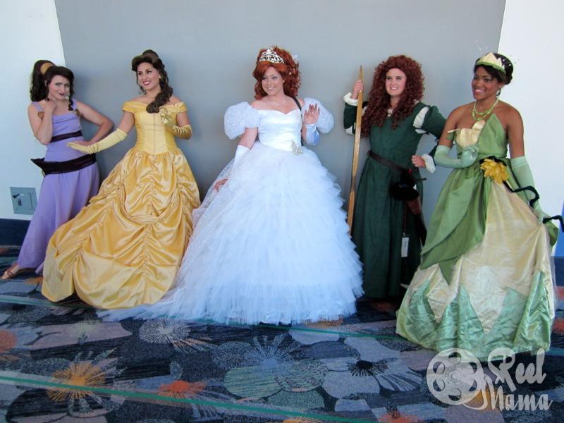 Even Disney princesses get a headache ~ Wordless Wednesday