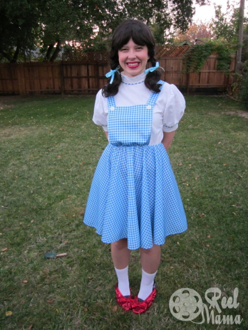 Lauren Ivy Chiong as Dorothy in The Wizard of Oz
