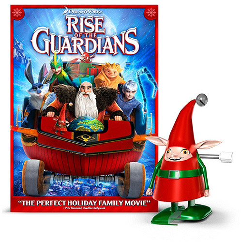 Rise of the Guardians DVD Giveaway