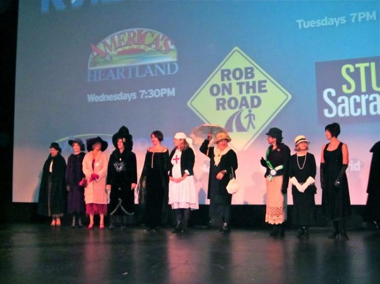 Downton Abbey costume contest