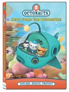 OVER: Win Disney Junior Octonauts DVD Here Come the Octonauts