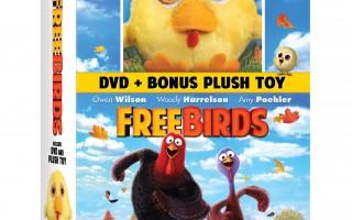 OVER: Win FREE BIRDS animated family film! #FreeBirdsThanksgiving
