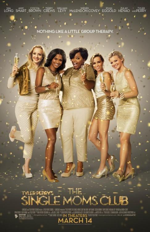 Single Moms Club Movie Poster
