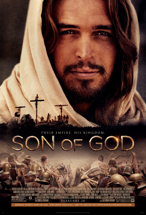 Diogo Morgado stars in Son of God