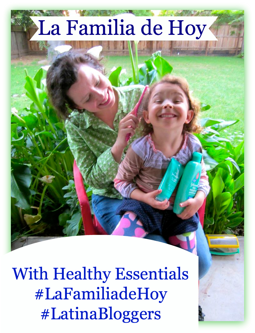 Meet Healthy Essentials' LA FAMILIA DE HOY: The Jiménez family!