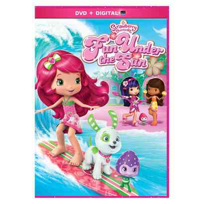 Strawberry Shortcake Fun Under The Sun DVD review