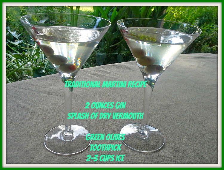 Traditional martinis #JackRyanBluRay #CollectiveBias #cbias #shop