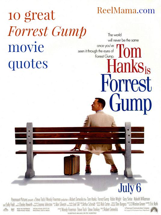 10 great Forrest Gump quotes
