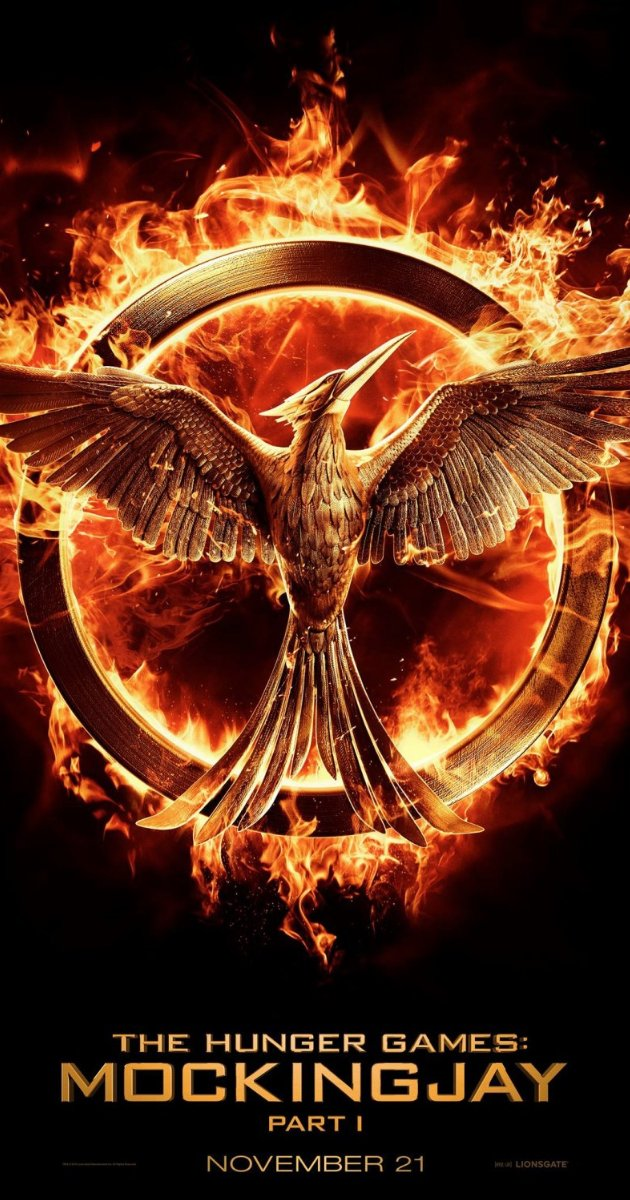 Hunger Games Mockingjay trailers and sneak peek!