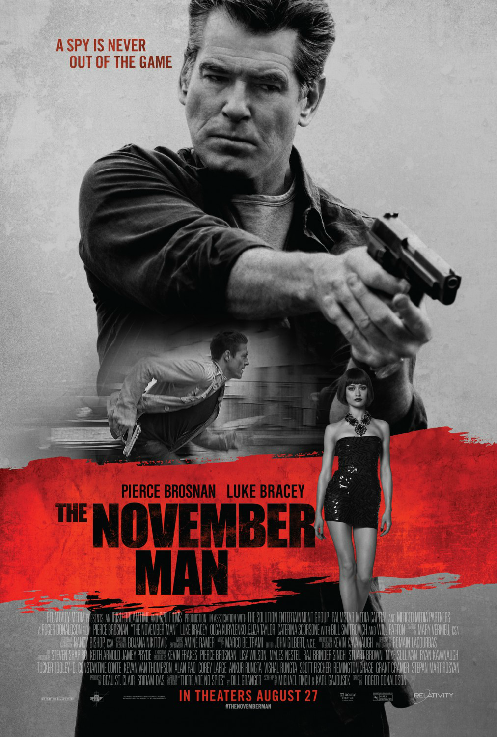 Labor Day 2014 movies sneak peek: Chef the Movie, The November Man and more!