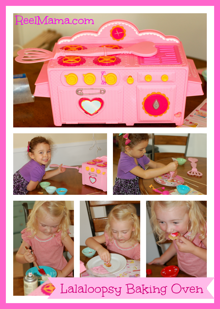 Creative fun with Lalaloopsy Girls dolls and Lalaloopsy Baking Oven [Review]
