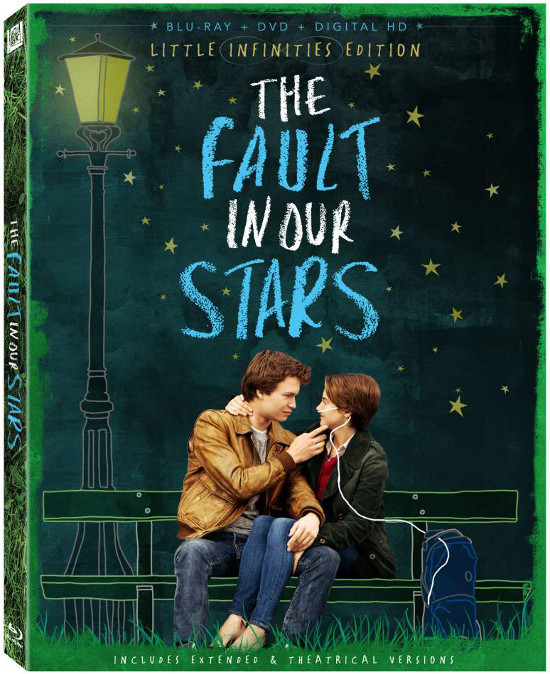 The Fault in Our Stars Blu Ray