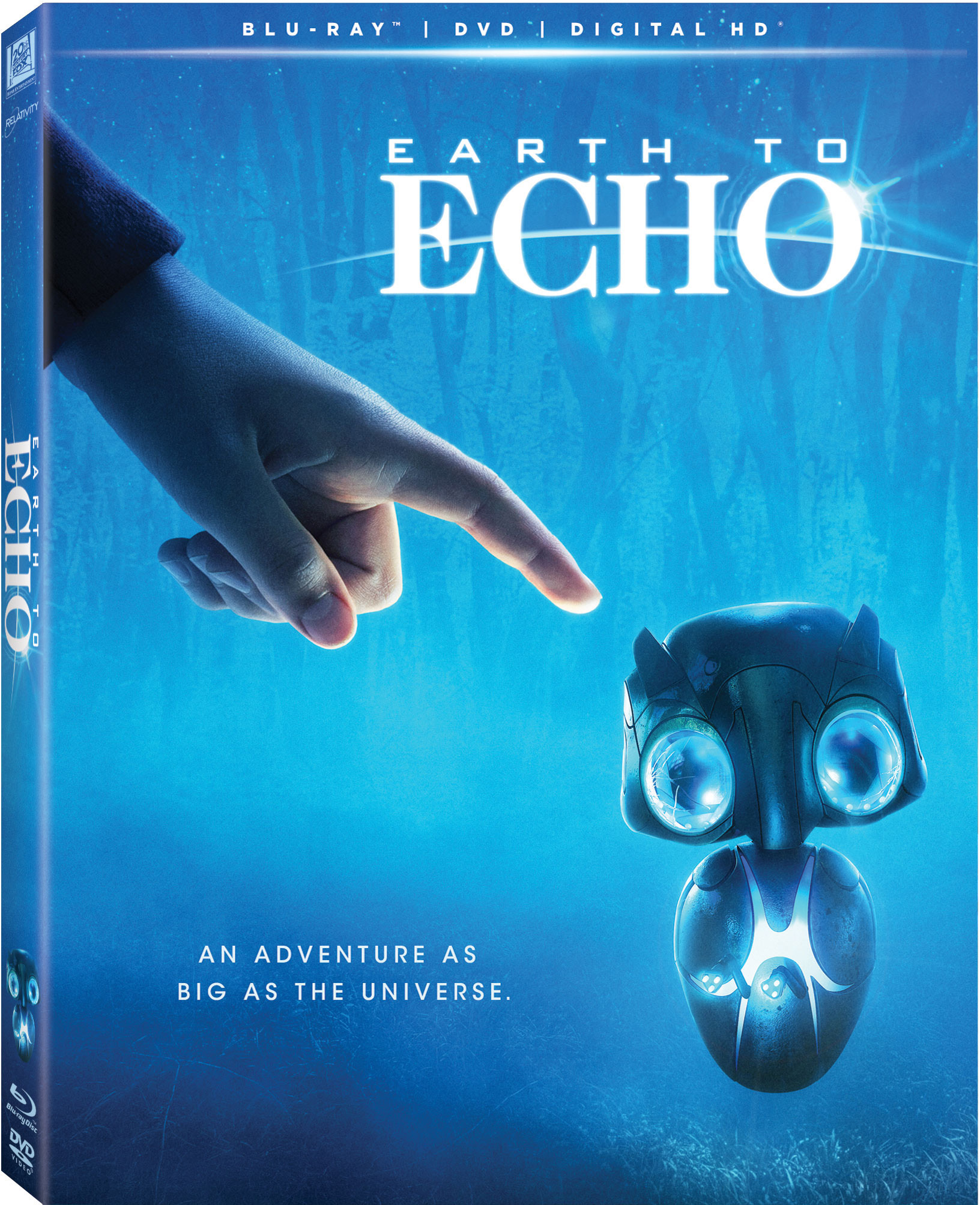 (OVER) Win EARTH TO ECHO on Blu-Ray! ~ Heartwarming extraterrestrial family film ENDS 11/10/14