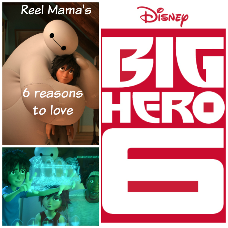 6 reasons to love Big Hero 6 review #BigHero6