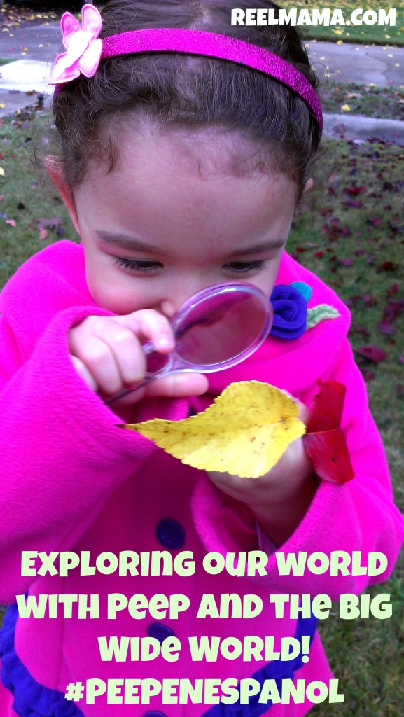 Exploring our world in autumn with Peep and the Big Wide World