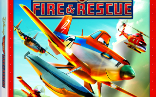Planes Fires And Rescue Blu Ray now in available #FireandRescue