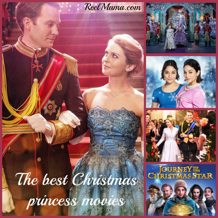 The best Christmas princess movies