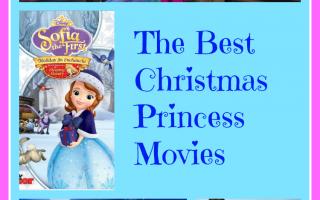 The best Christmas princess movies