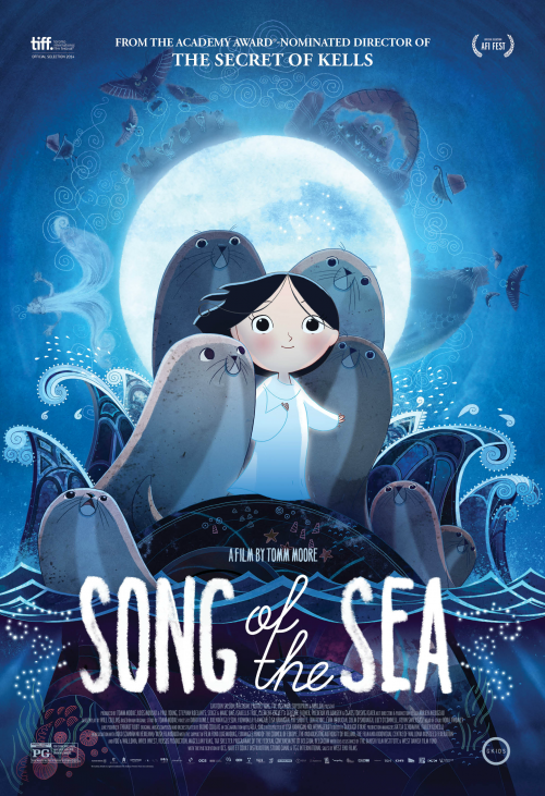 Song of Sea Movie Poster