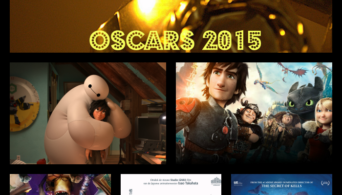 The Best Animated Feature Film Oscar Nominees 2015: Reviews