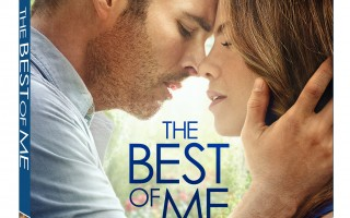 The Best of Me Blu Ray James Marsden and Michelle Monaghan